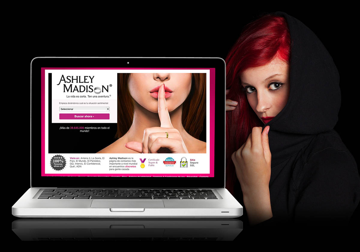 Ashley Madison mujer