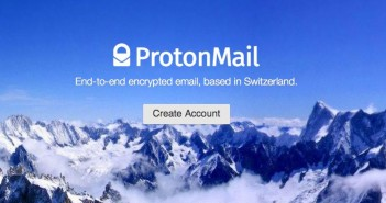 protonmail email cifrado