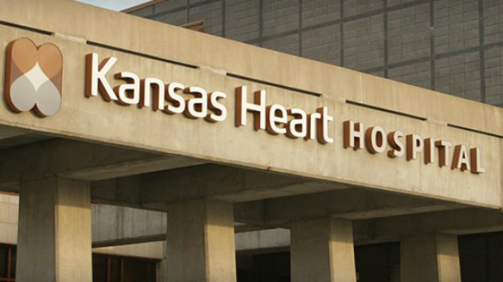 kansas heart hospital ransomware ataque