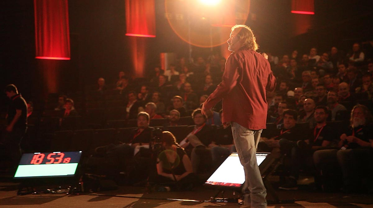 Mundo Hacker day 2016 Antonio Ramos 2