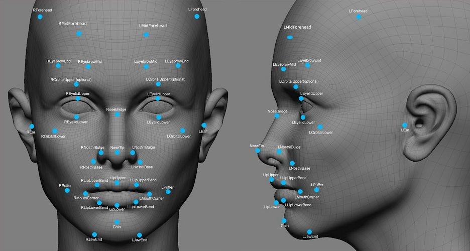 face-id-3d-scanning-points