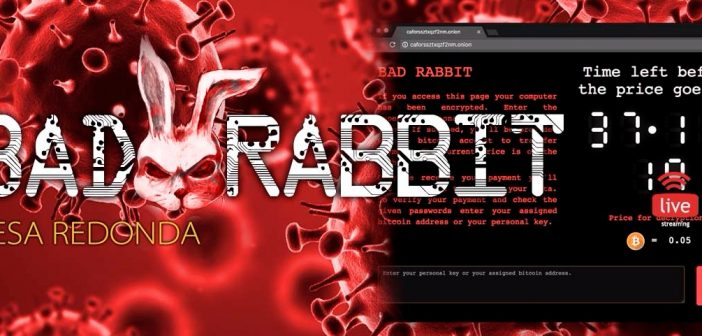 Mesa Redonda especial Bad Rabbit